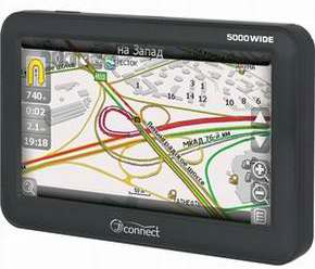 gprs навигация автомобиля: