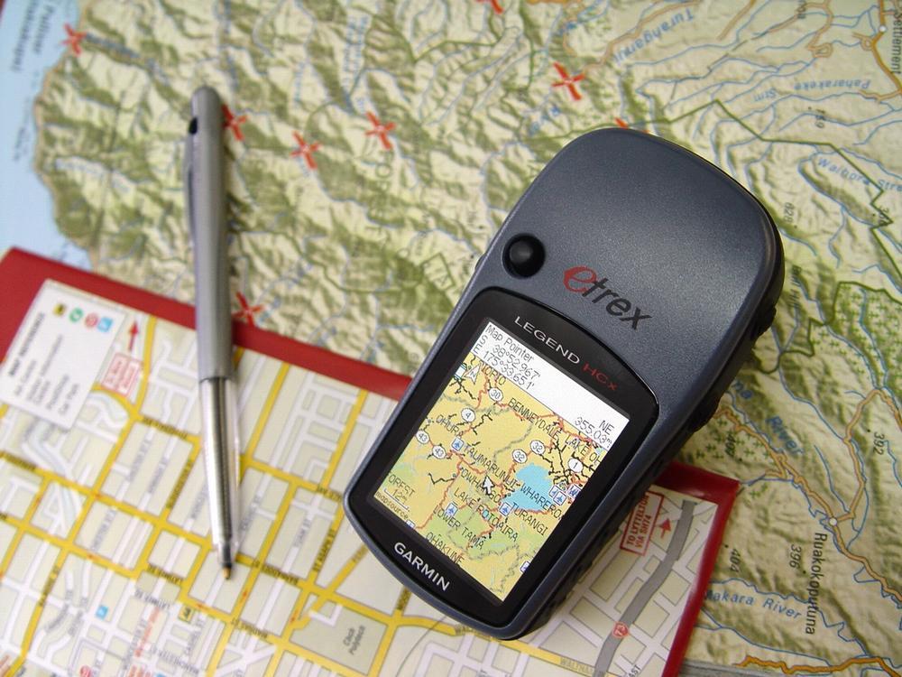 Навигатор гармин етрекс инструкция по применению