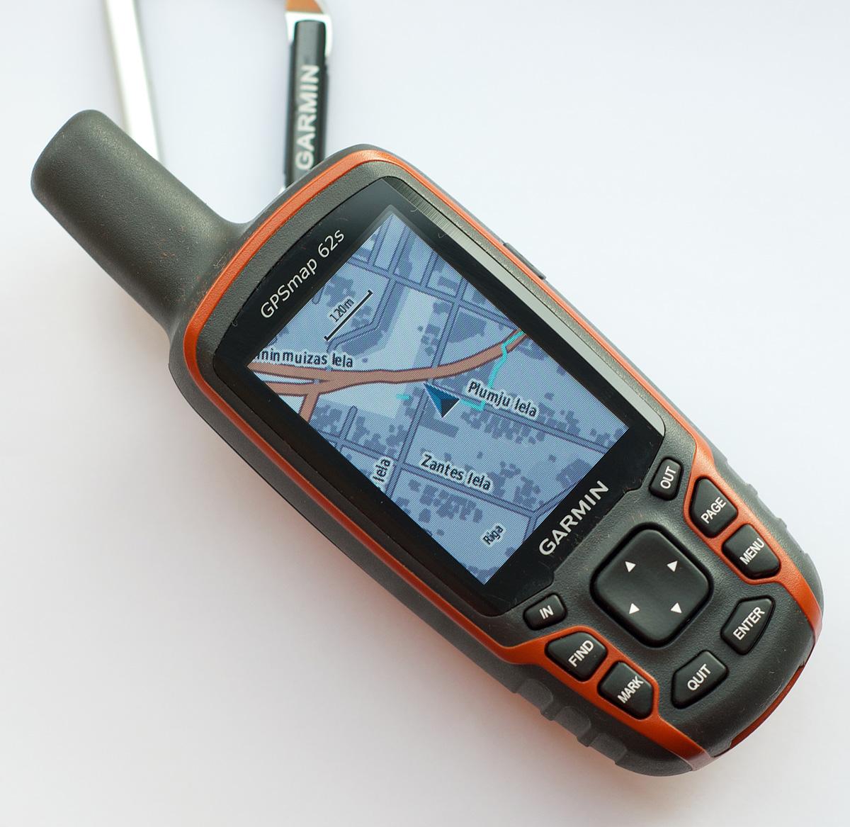 Гармин навигатор gpsmap 62