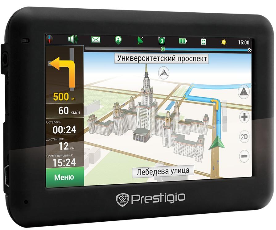 инструкция по эксплуатации навигатора Prestigio Geovision 5055 - фото 4